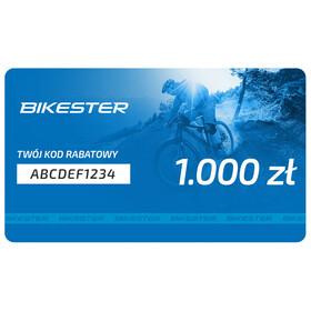 Bikester Karta upominkowa 1000 zł